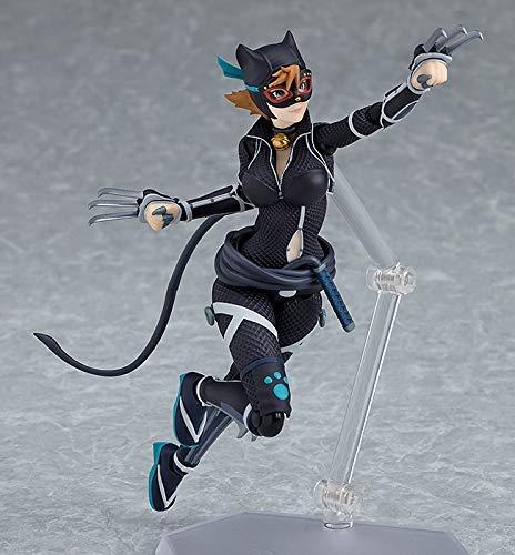 Amazon.com: Max Factory Batman Ninja Catwoman Figma AF: Toys ...