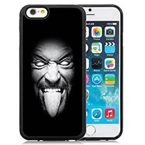 Unique Design iPhone 6 Cover Case Wwe Superstars Collection Wwe 2k15 The Undertaker 09 in Black iPhone 6 4.7 Inch Protective Phone Case
