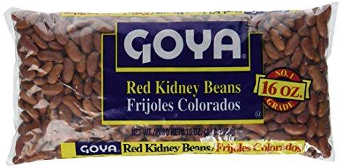 - Goya Red Kidney Beans Dry 1Lb (3-Pack)