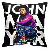 DerekSChristian John Mayer Pillowcase Sofa Pillow