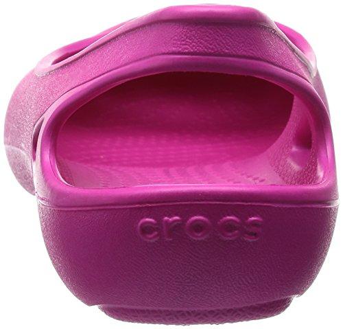 Slingback Flat Candy Crocs Pink Taylor Women's x1wnqYEYZa