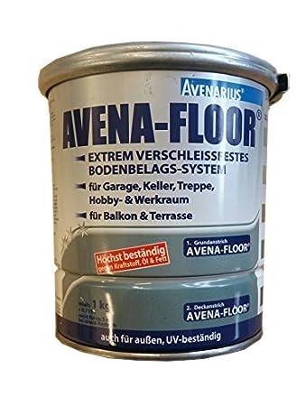 Avenarius Avena Floor Bodenbelags System 1 Kg Fussboden Beschichtung