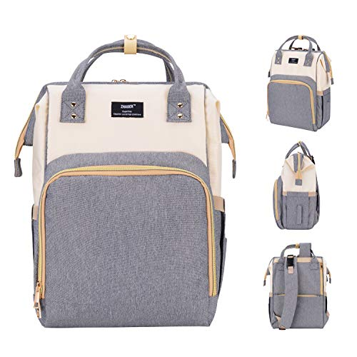 Zhaoer Baby Diaper Bag Backpack - Multi-functional, used for sale  Delivered anywhere in Canada
