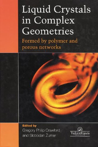 liquid-crystals-in-complex-geometries-formed-by-polymer-and-porous-networks