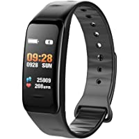 OPTA-SB-084 Moon Rise Bluetooth Fitness Band Smart Watch for Android, iOS Devices 3D Display