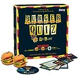Lansay - 75008 - Jeu de Société -Divertissement- Burger Quiz De Luxe