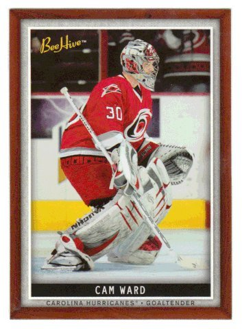 Cam Ward (Hockey Card) 2006-07 Upper Deck Bee Hive # ()