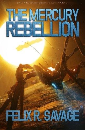 Mercury Rebellion Science Thriller Solarian product image