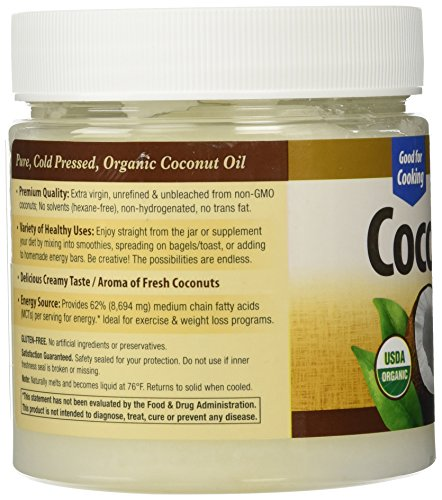 Amazon Nature S Way Liquid Coconut Oil