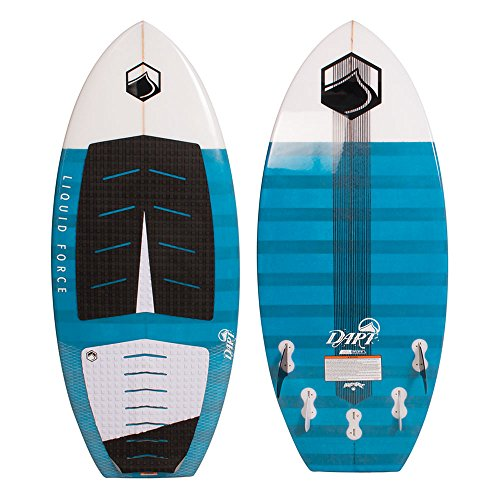 Liquid Force Dart Wakesurfer 2017 - 4ft4in