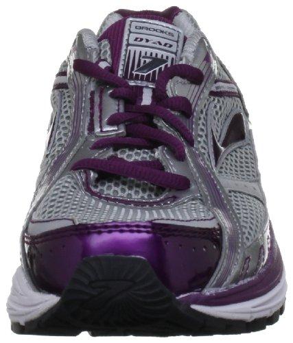 Brooks Dyad 7W, Basket Damen Grau