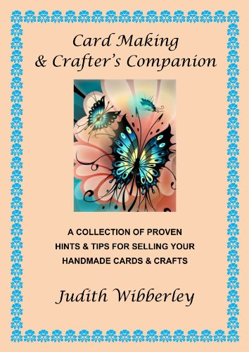 r's Companion: Hints & Tips for Selling Hand-Made Cards & Crafts (Cross Stitch Hints)