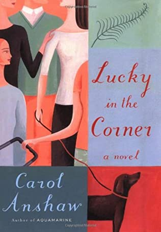 book cover of Lucky in the Corner