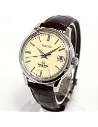 Grand Seiko Japanese Automatic with hand wind SBGR061 Mens Wrist Watch