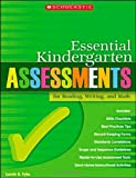 Essential Kindergarten Assessments for Reading, Writing, and Math, Laurie B. Fyke, 0439529786