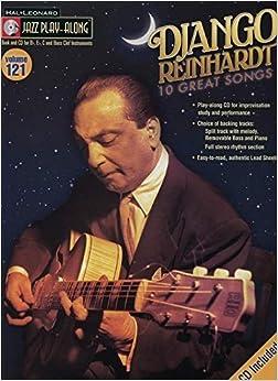 Book Django Reinhardt - Jazz Play-Along Volume 121 (Cd/Pkg) by Django Reinhardt (2010-09-01)