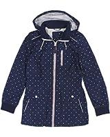 Tommy Hilfiger Women's Packable Polka Hood Anorak Jacket