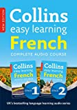 French: Stage 1 and Stage 2 (Collins Easy Learning Audio Course)
