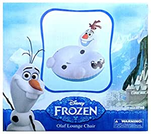 Amazon Com Disney Frozen Olaf Pool Water Lounge Chair