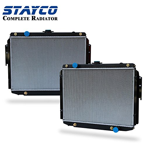 Radiator for 1998-2003 Dodge Ram 1500/2500/3500 VAN B1500/2500/3500 - 1984 Dodge Van
