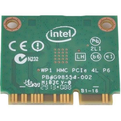 Intel 3160.HMWG.R WiFi Wireless-AC 3160 Dual Band 1x1 AC+ Bluetooth Adapter Brown Box White Box (Intel3160.HMWG.R - White Box Intel