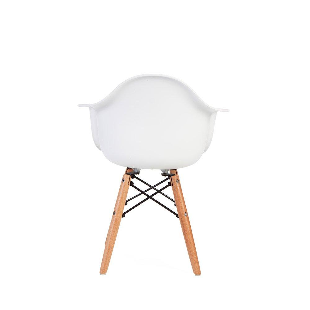 Amazon.com: Kids Eames Style DAW Chair - White: Kitchen & Dining
