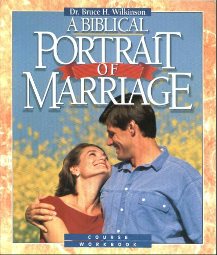 Biblical Portrait Marriage Course Workbook product image