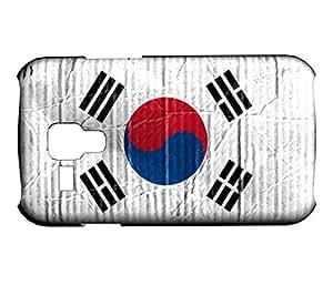 Funda Carcasa para Galaxy S3 Mini Bandera COREA DEL SUR 04