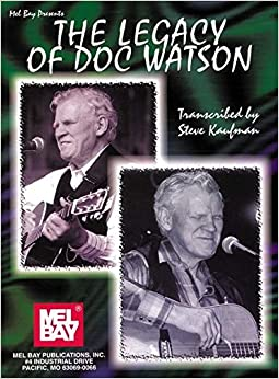 Book The Legacy of Doc Watson
