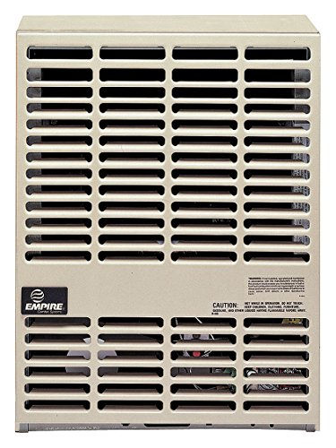 (Empire DV210 Propane Direct Vent Heater LP 10,000 BTU's DV-210)