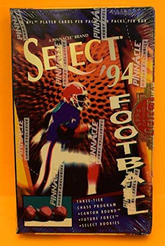 1994 Select Hobby Football Box of 24 Packs - Sealed Hobby Edition