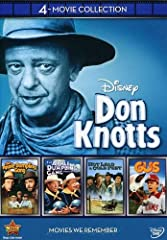 Get ready for four times the fun with THE DON KNOTTS 4-MOVIE COLLECTION. Experience the sidesplitting laughs and outrageous adventure of four Disney comedy classics together for the first time in one sensational DVD set. Legendary funnyman Do...