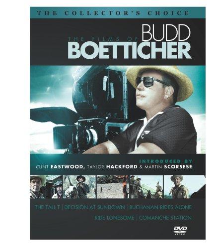 The Films of Budd Boetticher (Big T / Decision at Sundown / Buchanan Rides Alone / Ride Lonesome / Comanche Station)