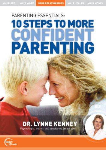 DVD - Dr. Lynne Kenney Live - Parenting Essentials: 10 Steps to More Confident Parenting
