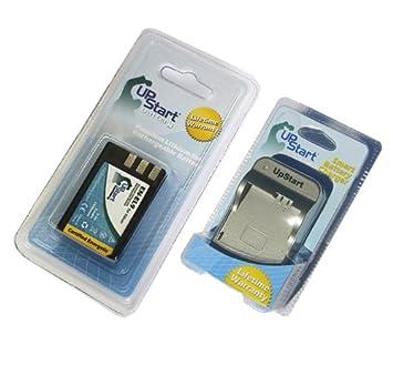 Amazon.com: Nikon D60 – Cargador de batería y reemplazo para ...