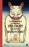 La formidable aventure du chat de maître Kuniyoshi par Giuliani