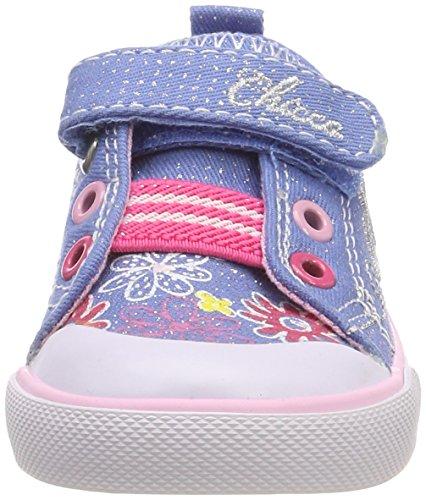 Chicco Mädchen Gerina Sneaker Blu (Jeans)