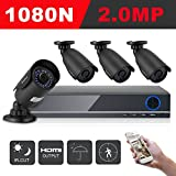 IHomeguard 1080-86 Security Camera System
