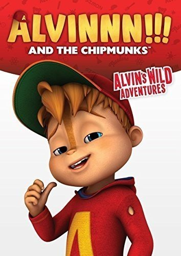 Alvin & The Chipmunks: Alvin's Wild Adventures [Blu-ray]/[DVD] Combo by Bagdasarian