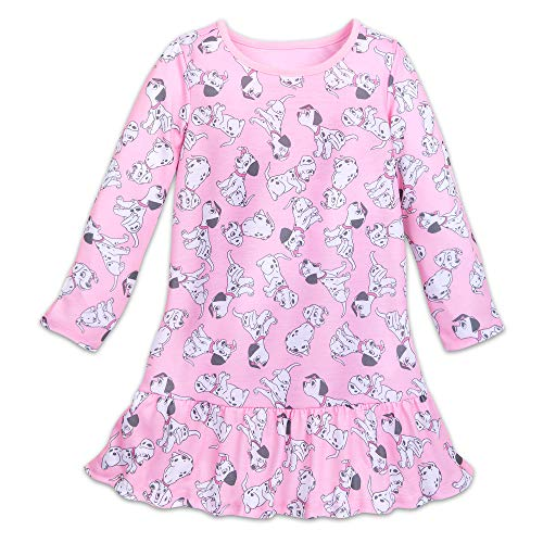 Disney 101 Dalmatians Nightshirt for Girls Size 7/8 Multi