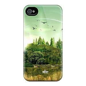 Fantasy Island Flip Case With Fashion Design For Samsung Galaxy S5 Mini Case Cover