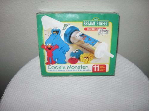 Hamilton Beach Cookie Monster Press