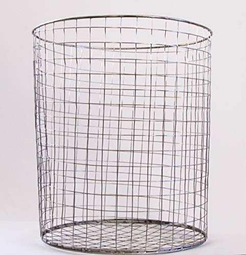 Gophers Limited Stainless Steel Wire Gopher Mole Barrier Basket, 5 Gallon Size, 1 Case Quantity 12 Baskets