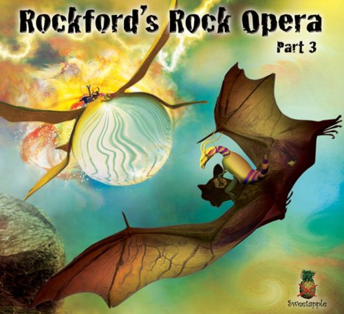 Rockford's Rock Opera: The Fossil Record Office Pt. 3