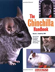 Chinchilla Handbook (Pet Handbooks)