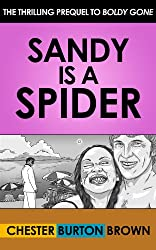 Sandy is a Spider
