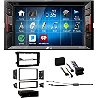 JVC DVD/CD Player w/Bluetooth/USB/iPhone/Android For 2005-15 Volkswagen Jetta VW