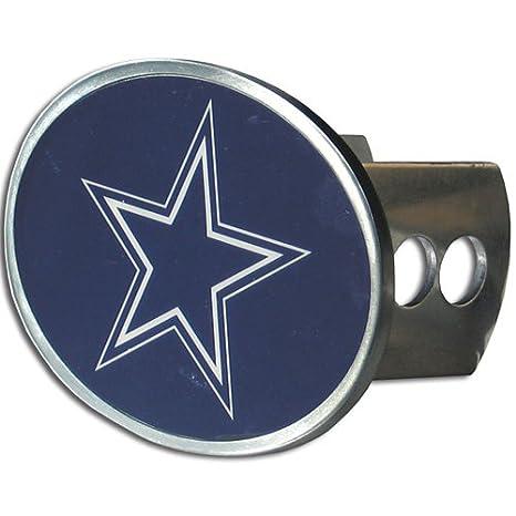 c8753119b10 Amazon.com   NFL Hitch Cover - Dallas Cowboys   Automotive Trailer Hitch  Covers   Sports   Outdoors