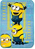 Kids Warehouse Despicable Me Minions Blue & Yellow