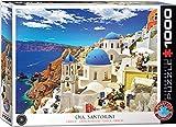 EuroGraphics Oia Santorini Greece 1000-Piece Puzzle